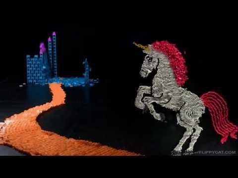 Unicorn + dominoes = DOMICORN