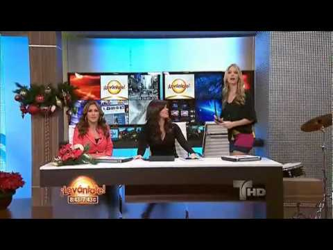 Sale Alessandra Villegas De Telemundo