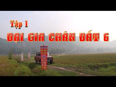 Hài Tết 2016 | Đại Gia Chân Đất 6 - Tập 1 | Phim Hài Tết 2016 Mới Hay Nhất