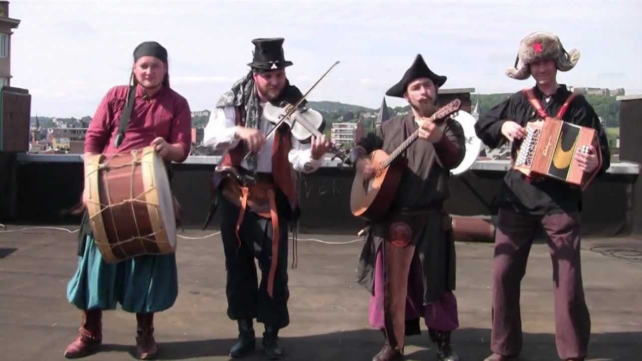 La Horde – danse hongroise 5