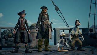 KINGDOM HEARTS III – Trailer dei Pirati dei Caraibi all'E3 2018