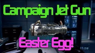 Black Ops 2 How To Possibly Get The Jet Gun In Campaign