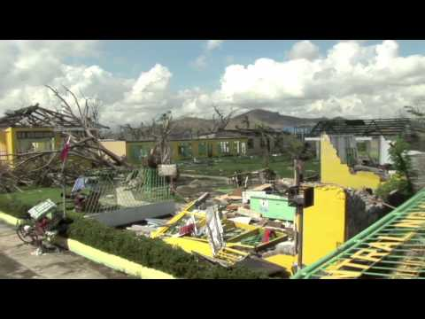 UNICEF getting children back to school in the Philippines after Typhoon Haiyan