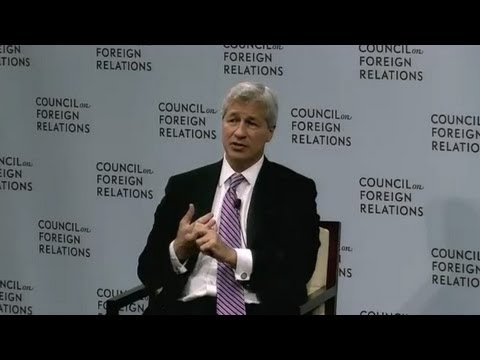 A Conversation with Jamie Dimon