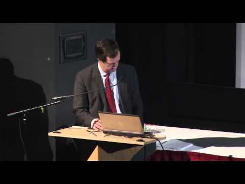 Andrew Coyne transportation lecture at SFU - Easing Congestion in Metro Vancouver