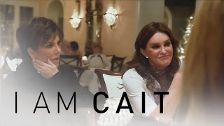 I Am Cait | Kris Jenner and Caitlyn Go to Dinner With Friends | E!
