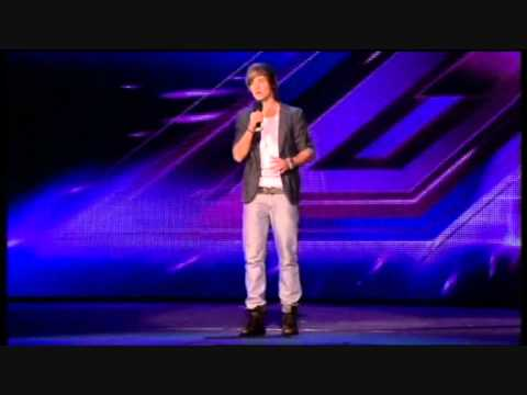 X Factor 2010 - Liam Payne sings Stop Crying your Heart Out by Oasis (HQ)
