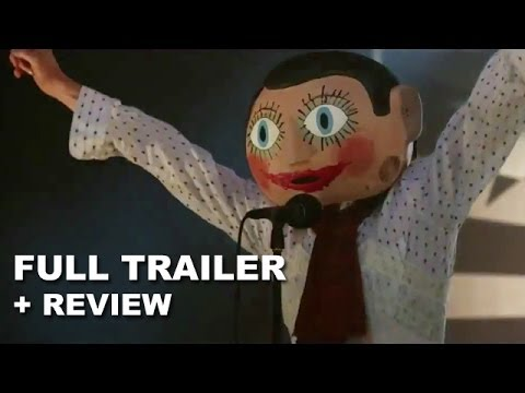 Frank 2014 Official Trailer + Trailer Review - Michael Fassbender : HD PLUS