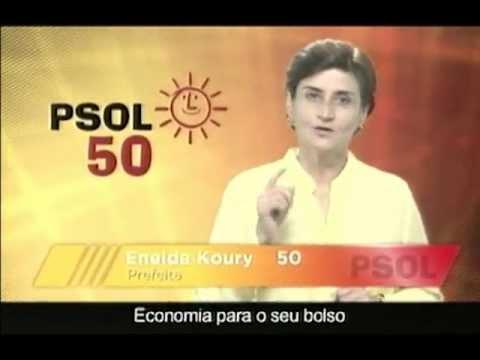 [Eneida 50 fala do caos da Saúde em Santos]