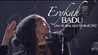 "Erykah Badu ""20 Feet Tall"" Live at Java Jazz Festival 2012"