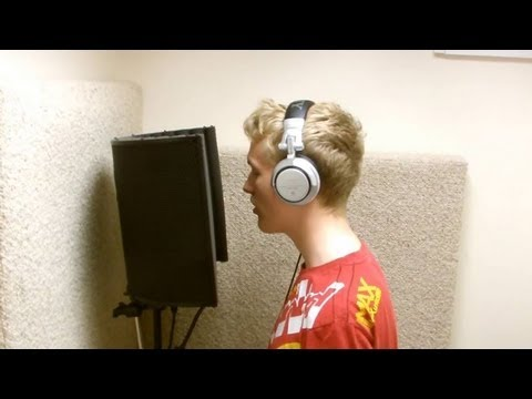 Lil Mazy - Studio Freestyle