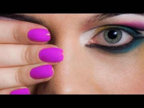 How to Apply Nail Polish like a Pro | Professional Manicure Tutorial