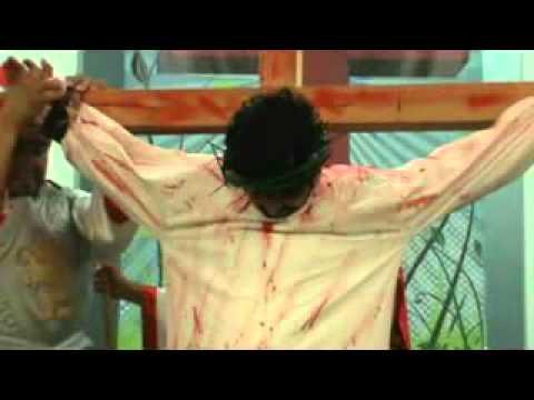 La crucificcion de Jesus
