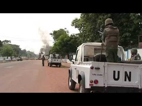 CAR / UNREST - Central Africa Republic (unifeed140529c)