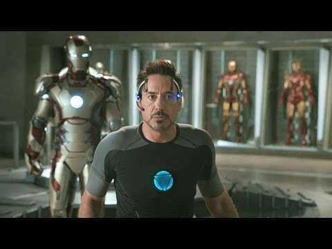 'Iron Man 3' Trailer HD