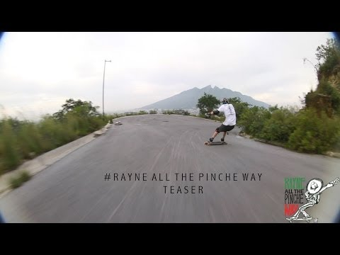 Rayne All The Pinche Way Mexico Tour - Teaser