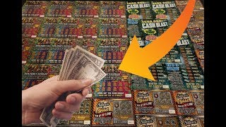 I SPENT $80 ON SCRATCH OFFS! & THIS HAPPENED....😂💰