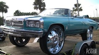 1975 CHEVY CAPRICE on 32 INCH RIMS- CENTRAL FLORIDA SERIES videos