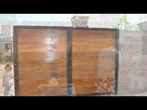 PARED, PORTON Y REJAS 2.wmv