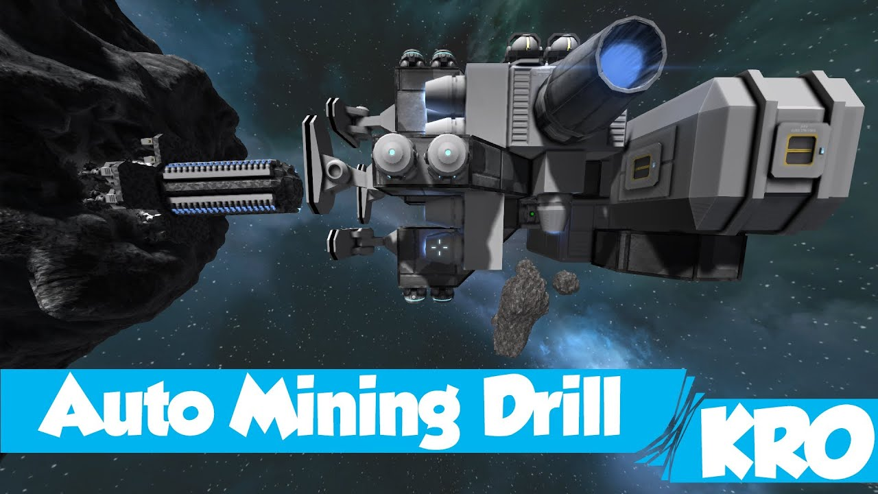 Space Engineers Mining Ship - Pics about space