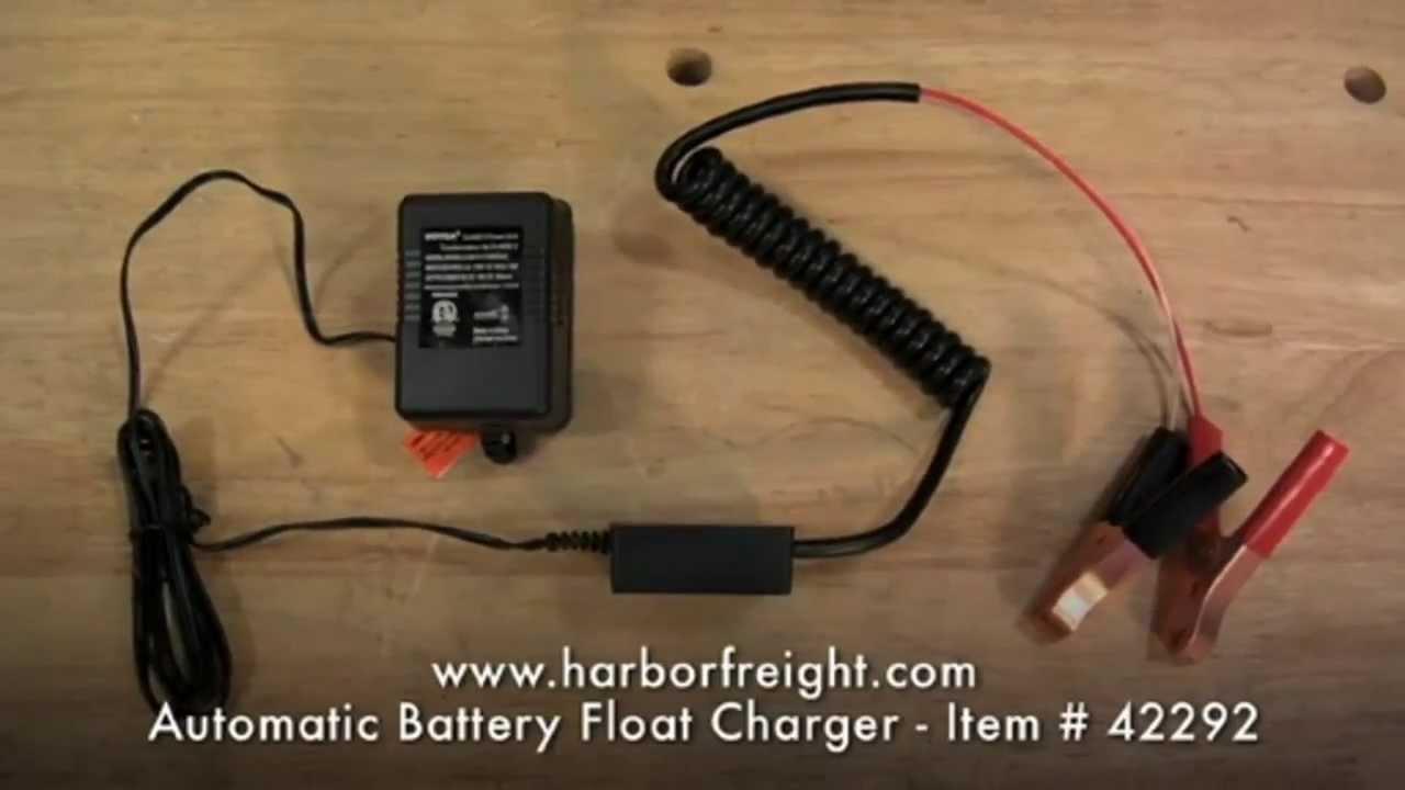 Cargador De Baterias 12 V Moto Carro Coche Pila Youtube