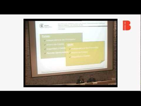 Jornada Software Lliure. Part V: Avantatges per a les administracions públiques