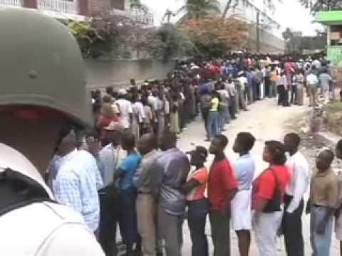 Mandat MINUSTAH   Plan de Consolidation - Haiti