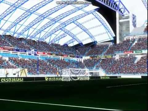 PES6 Greece World Cup 2014 Qualifiers - Poland vs Israel