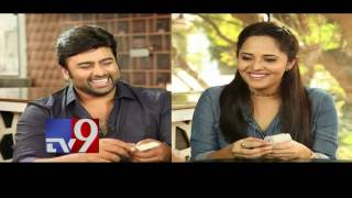 Nara Rohit Imitates NTR On A Date With Anasuya !..