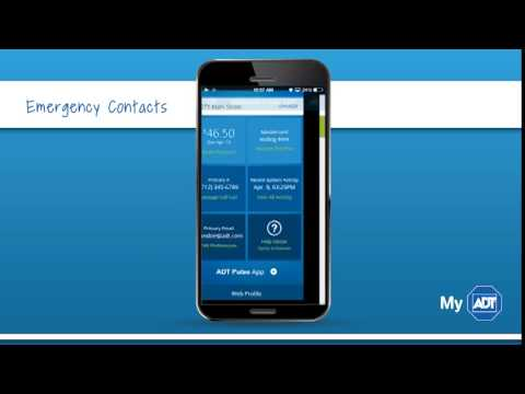 How to Use the MyADT Mobile Application