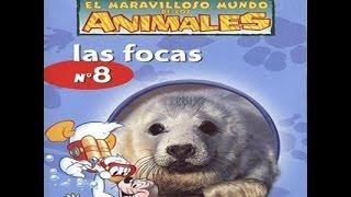 El Maravilloso Mundo De Los Animales De Disney, Las Focas