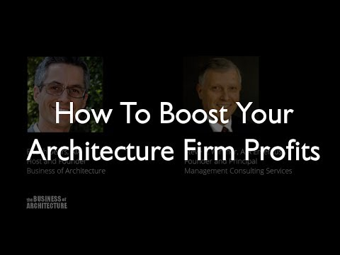 Boost Your Architecture Firm Profits With This One Simple Tactic
