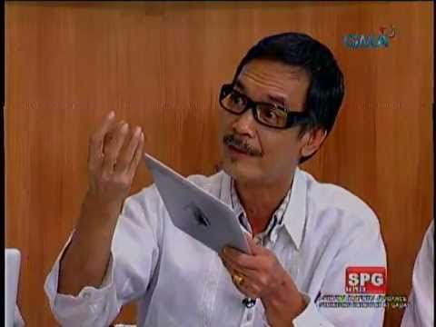 Ang Bagong Dating Doon - July 27, 2012 - Bubble Gang