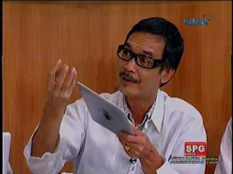 Ang Bagong Dating Doon - July 27, 2012 - Bubble Gang