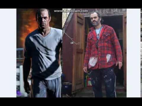 Gta 5 Amanda Real Life GTA 5 - Characters in ...