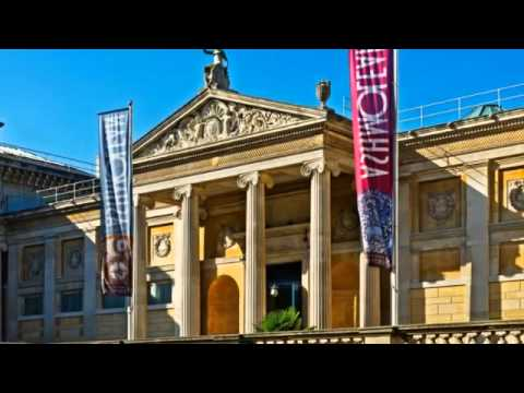 Ashmolean museum of arts and archeology