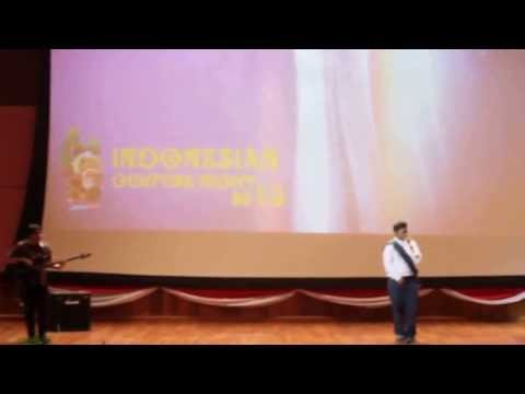Alusi Au & Sajojo Medley by PPI USM Band (Indonesian Cultural Night 2013)