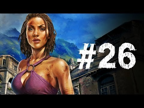 Dead Island Riptide Gameplay Walkthrough Part 26 - Rescue - Chapter 10