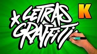 Letras De Graffiti Alphabet Styles Letter K