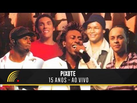 Pixote - 15 Anos - Show Completo - Oficial - HD