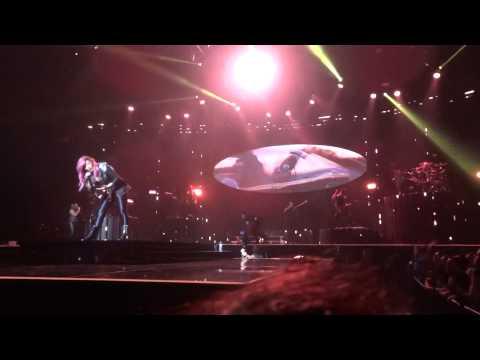 The Middle - Demi Lovato (Neon Lights Tour) [Glendale, AZ 2/15/14]