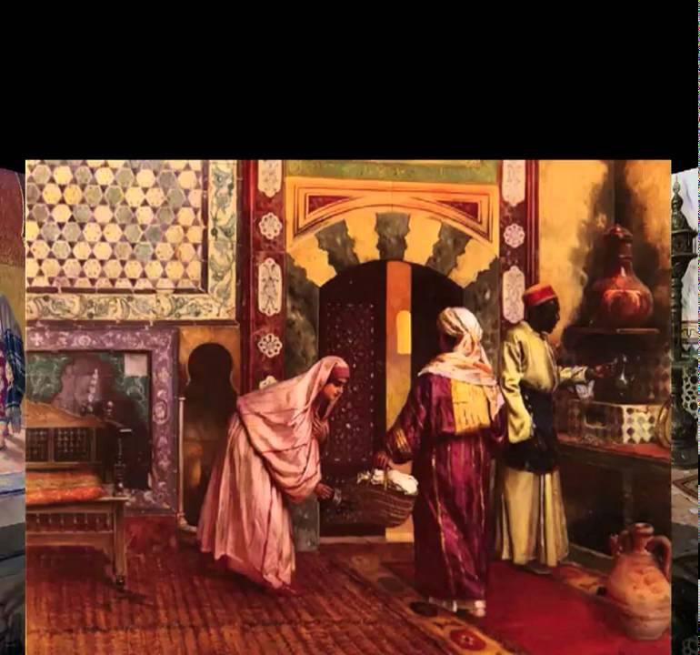 Moorish Rulers Black Kings White Slaves Pt 1 Youtube