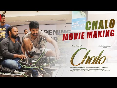 Chalo-Official-Making-Video