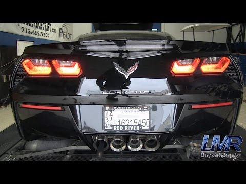 C7 Corvette - 526hp - Heads/Cam