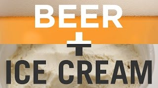 How To Make Beer-Flavored Ice Cream Mashable