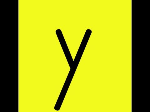 Letter Y Song Video - YouTube