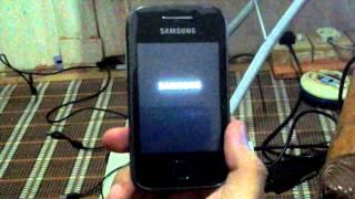 Samsung Galaxy Y GT-S5360 Upgrade To ICS 4.0.6
