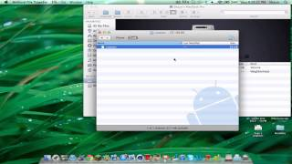 Samsung Galaxy S2 Android File Transfer Problem Mac