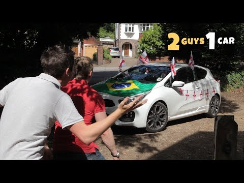 2 Guys 1 Car: World Cup Fever