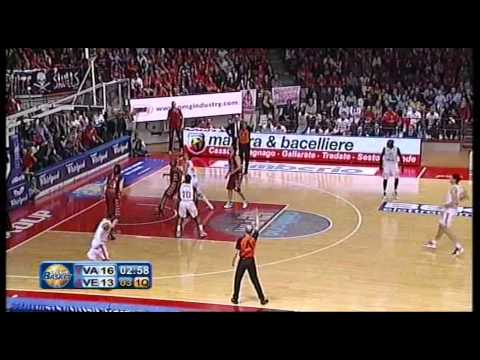 CimberioVarese-UmanaVenezia: Game 5 highlights